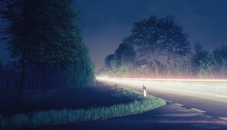 寂静的街道