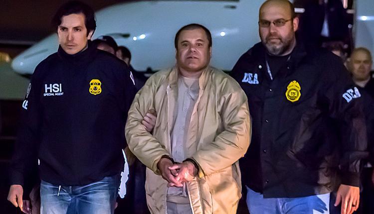世界上最有名的越狱行动,出自墨西哥毒枭华金.古兹曼(Joaquín Guzmán)