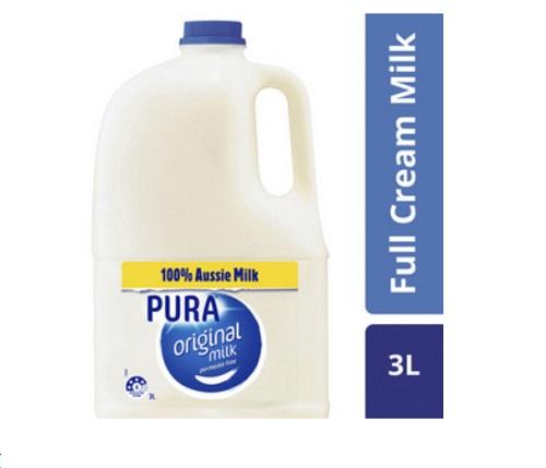 Pura Full Cream Milk