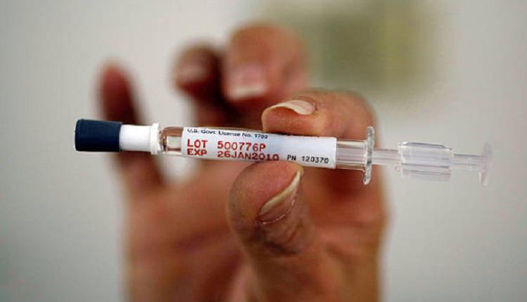 免注射疫苗