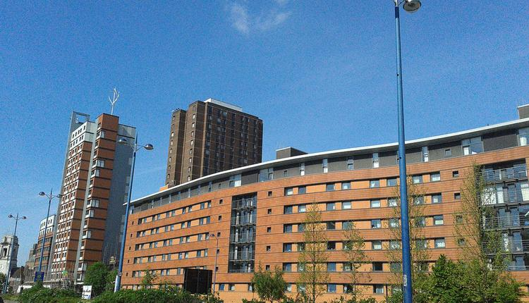 英国,Aston University,学生公寓