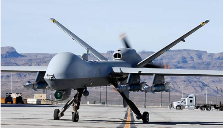 MQ-9 Reaper无人机