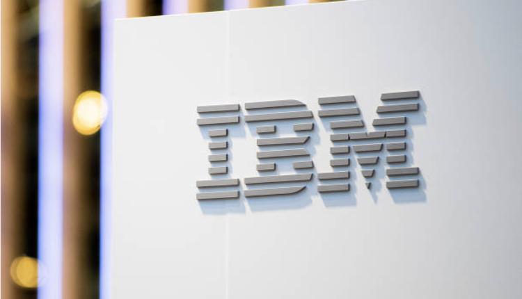 IBM(图片来源: David Ramos/Getty Images)