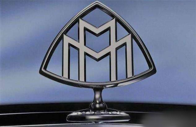 迈巴赫——DOUBLE M车标