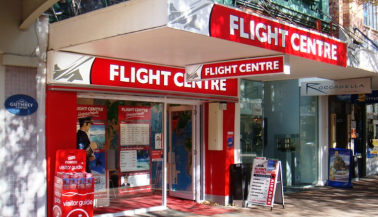 旅行公司Flight Center
