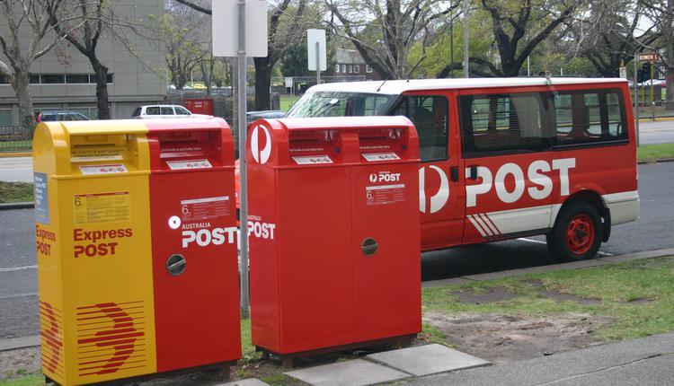 澳大利亚邮政局(Australia Post)