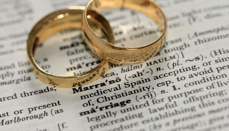 承诺 婚姻 戒指