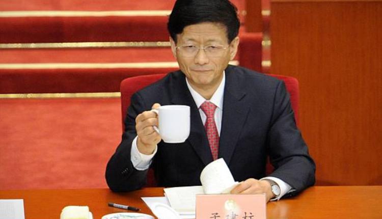 中央政法委前书记孟建柱