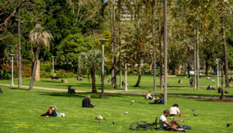 悉尼Hyde Park