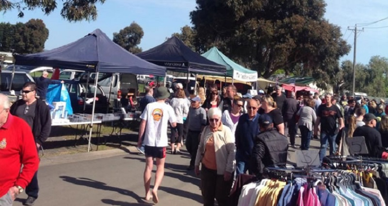 Geelong Showgrounds Market