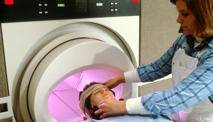 磁力共振扫描(MRI)