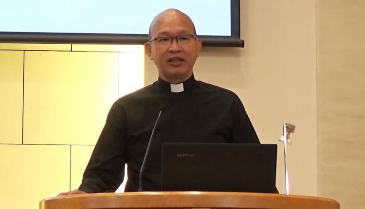 香港教区副主教蔡惠民