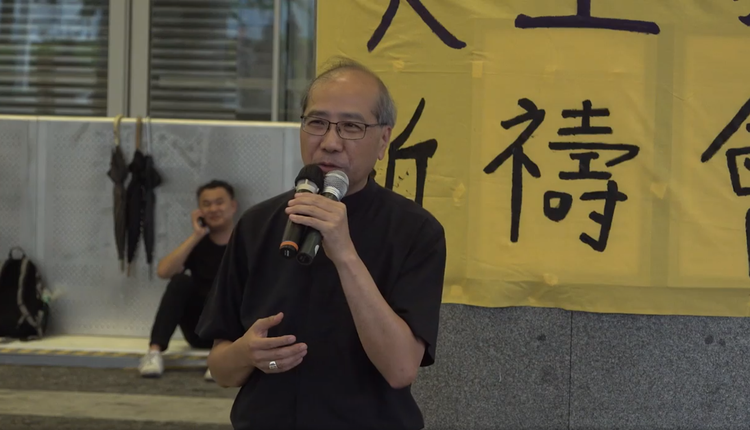 香港天主教辅理主教夏志诚