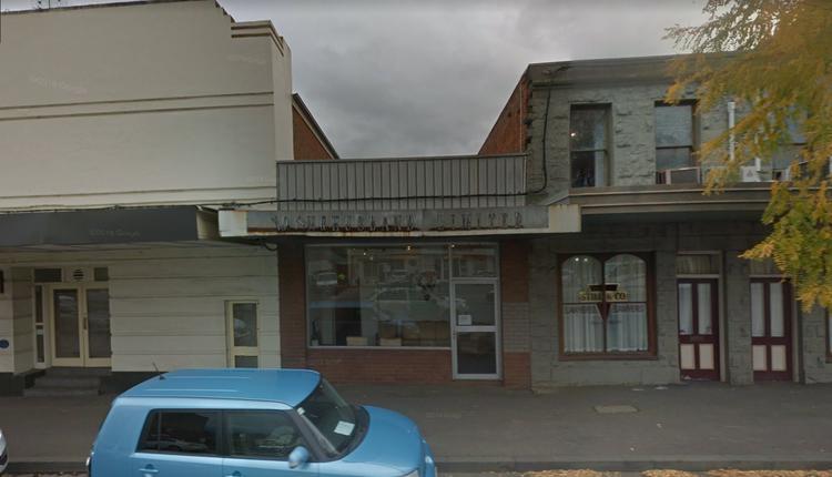 Kilmore的咖啡店Oddfellows Cafe