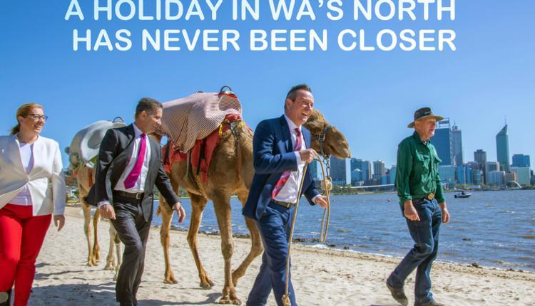 西澳旅游 图片来源:脸书截屏