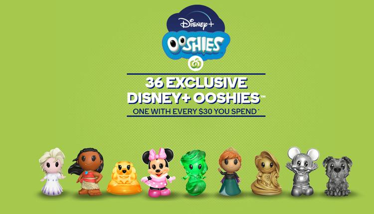 Disney+ Ooshies