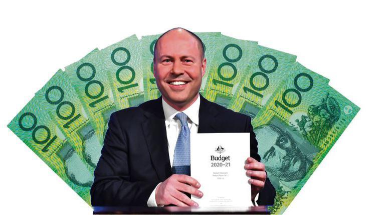 2020澳洲联邦预算案
