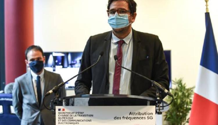 Arcep主席Sebastien Soriano