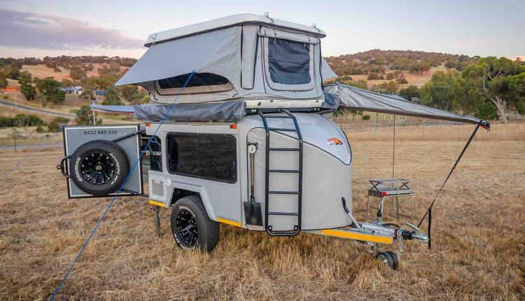 露营车(图片来源:Mobi Nomad)