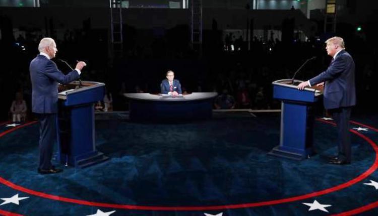 9月29日美国第一场总统辩论会