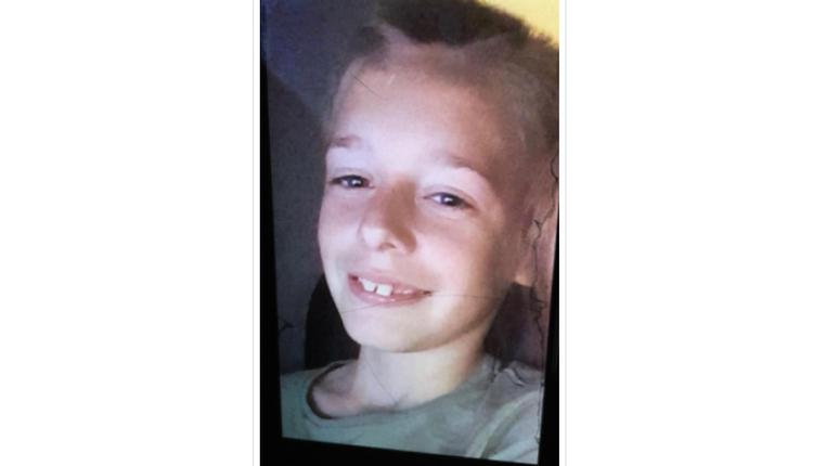 昆州12歲男孩三天前失蹤 警方吁提供信息
