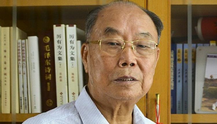 中共深圳市委前书记厉有为(微博截图)