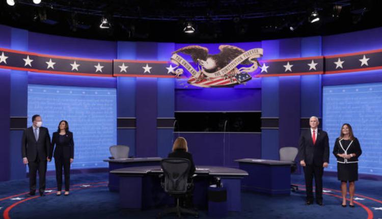 7日美国副总统辩论会