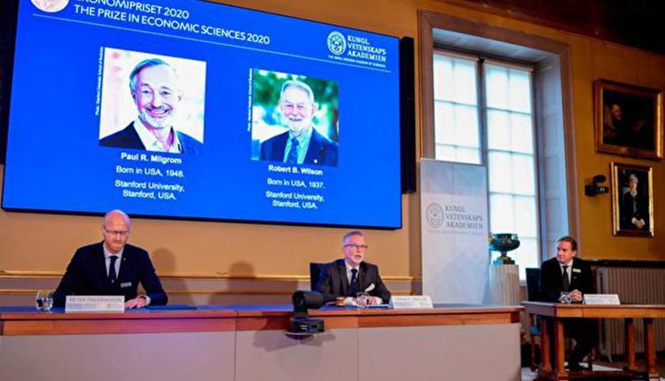 2020诺贝尔经济学奖