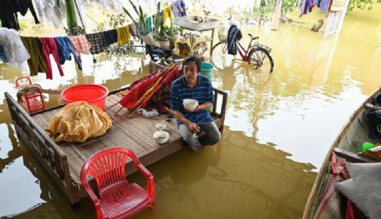卡台风登陆越南