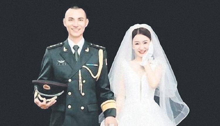 央视狂捧护士嫁军人