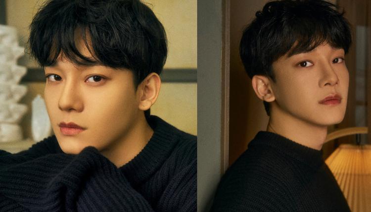 EXO组合成员Chen(金钟大)