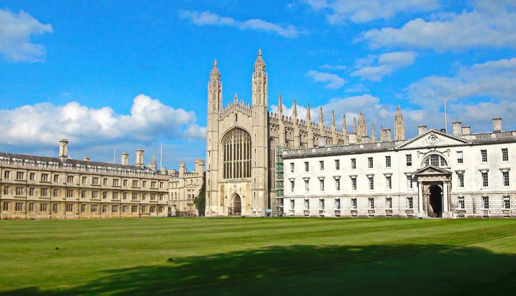 英国,剑桥大学,国王学院