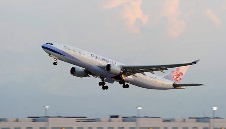 中华航空飞机