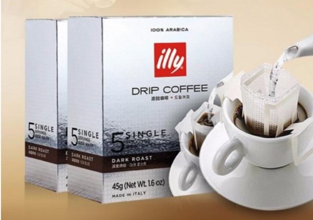 illy咖啡