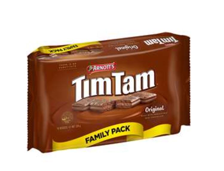 Tim Tams堪称澳洲国宝级饼干
