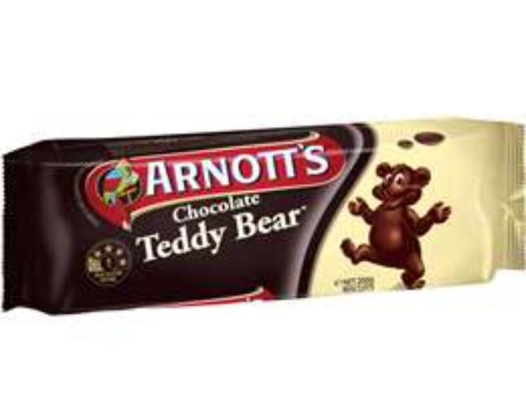 Arnott's 小熊饼干