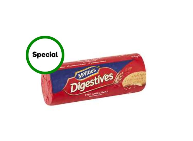 Digestive饼干