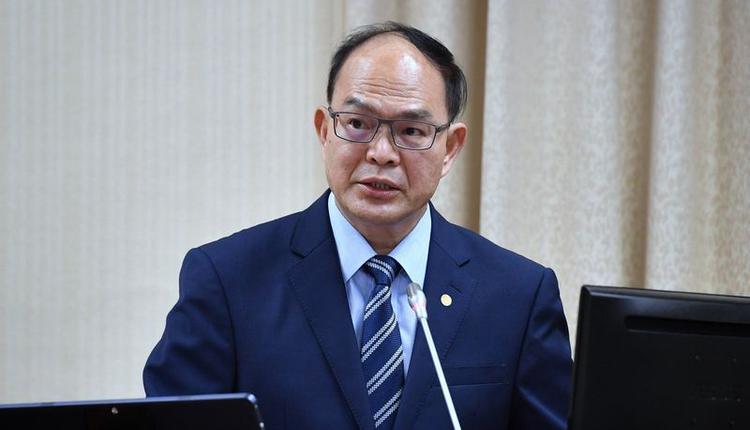 台湾外交部次长曾厚仁