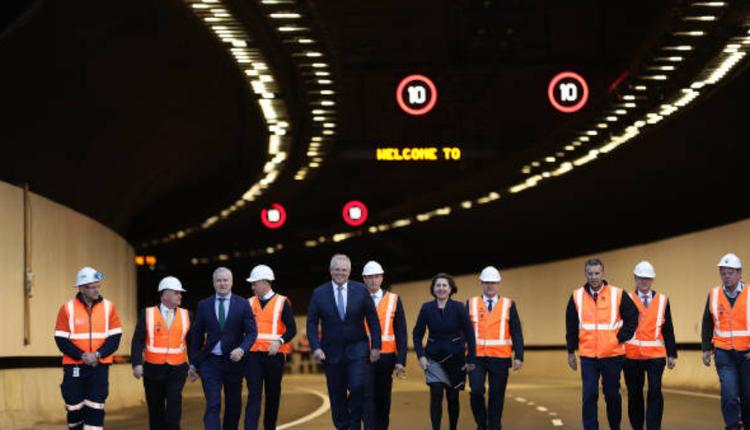 NorthConnex隧道