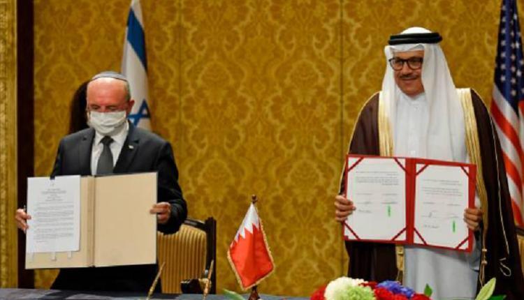 以色列和阿联酋签署四项双边协议