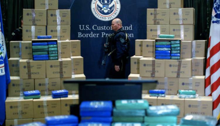 美国海关和边境保护局(CBP)