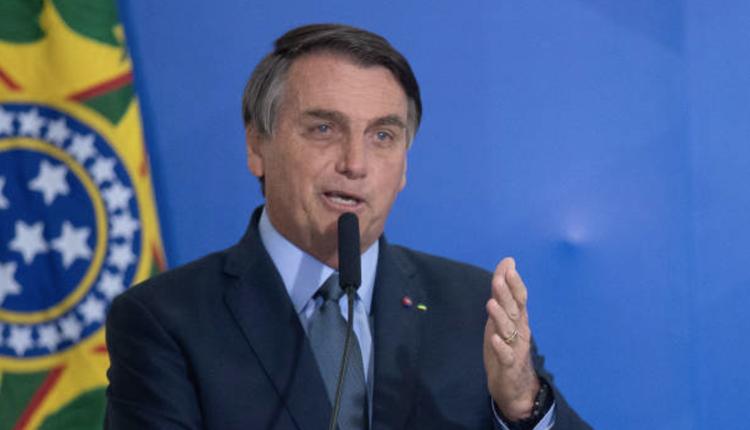 巴西总统波索纳洛(Jair Bolsonaro)