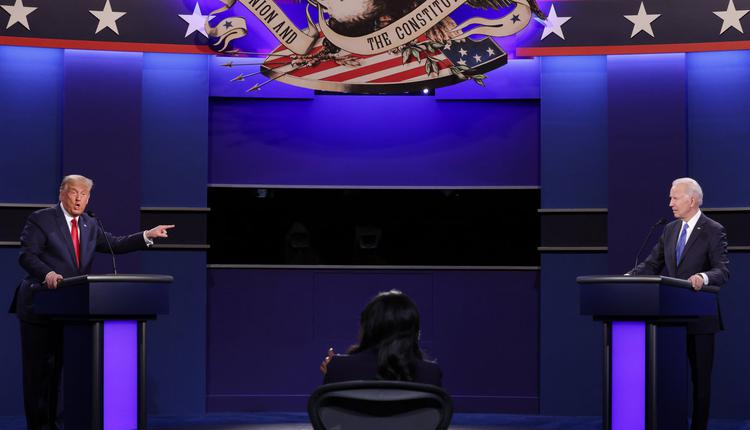美国总统大选最终辩论