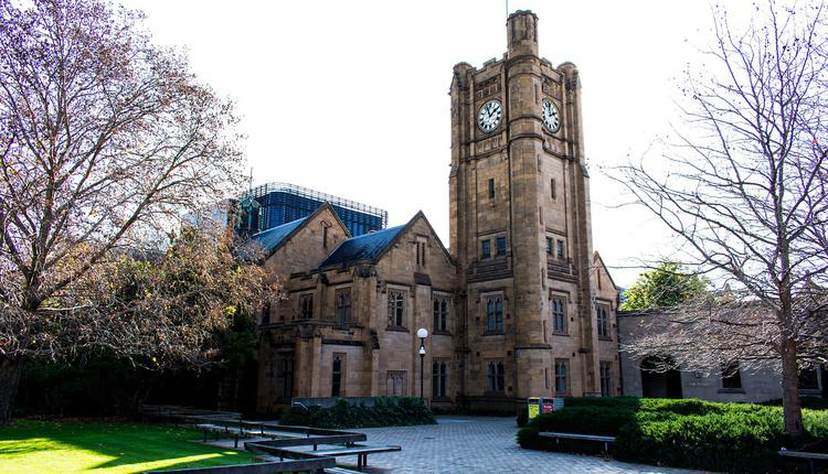 墨尔本大学