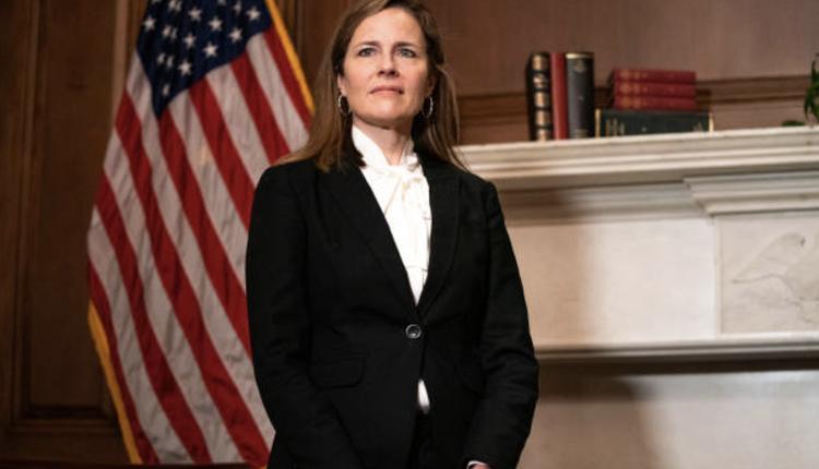 巴雷特美国大法官候选人(Amy Coney Barrett)