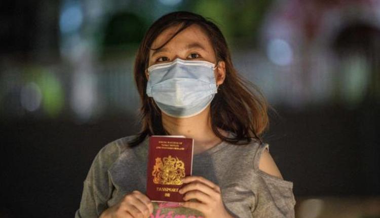 BNO(British National (Overseas) passport)