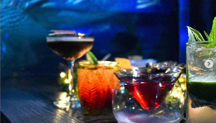 Croctail Bar万圣节酒吧秀