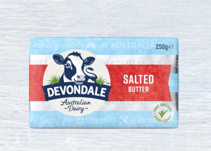 Devondale的Salted Butter
