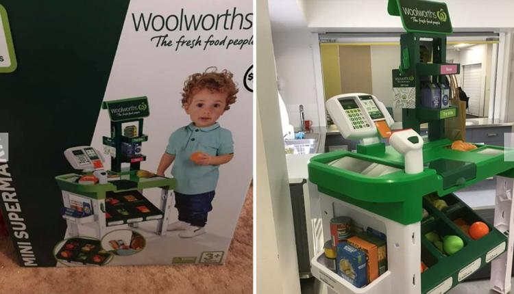 "Woolworths圣诞节前推出""令人惊喜""的玩具"