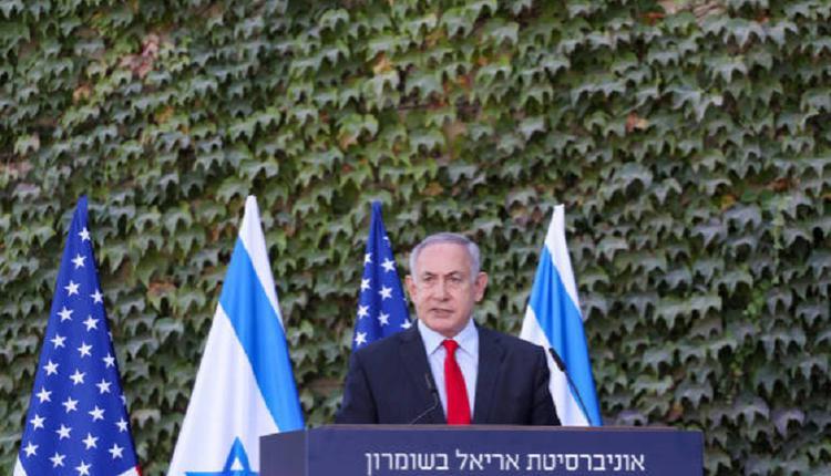 以色列总理内坦尼亚胡(Benjamin Netanyahu)